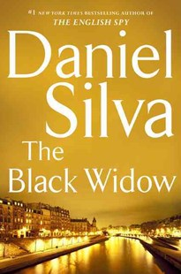 The Black Widow [Large Print] by Daniel Silva (9780062320261) - PaperBack - Adventure Fiction Modern