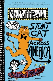 (ebook) Mr. Puffball: Stunt Cat Across America - Children's Fiction