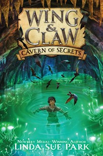 Wing & Claw #2: Cavern of Secrets by Linda Sue Park, Jim Madsen (9780062327413) - HardCover - Children's Fiction Older Readers (8-10)