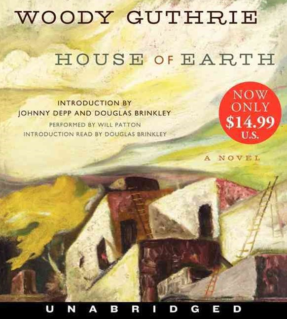 House Of Earth: A Novel [Unabridged Low Price CD]
