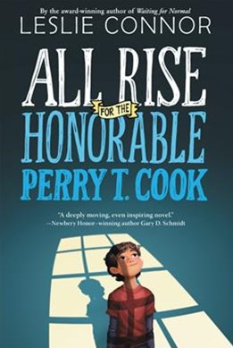 All Rise for the Honorable Perry T. Cook