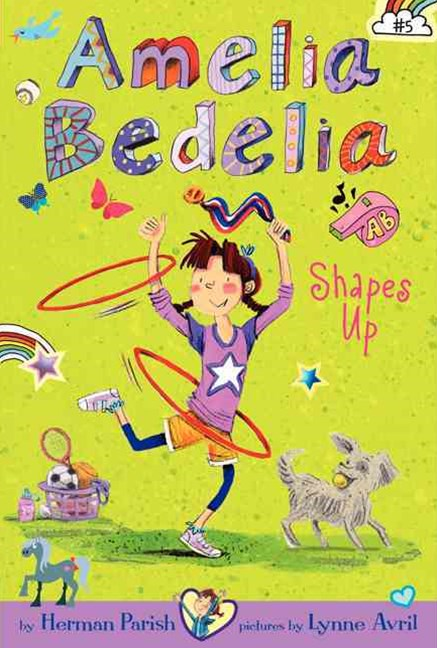 Amelia Bedelia Shapes Up!