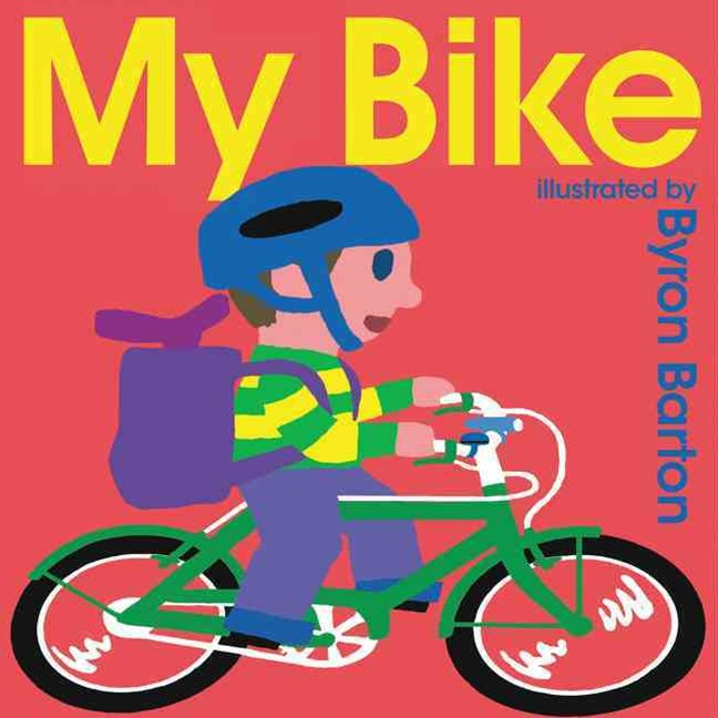 My Bike Board Book