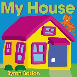 My House - Children's Fiction Early Readers (0-4)