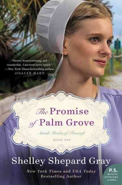 The Promise of Palm Grove: The Amish Brides of Pinecraft - Book 1