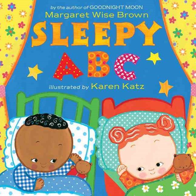 Sleepy ABC Board Book