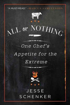 All or Nothing: One Chef