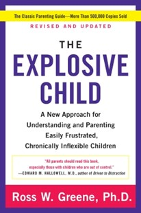 (ebook) The Explosive Child - Family & Relationships Family Dynamics