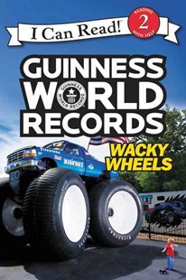 Guinness World Records: Wacky Wheels by Cari Meister (9780062341860) - HardCover - Non-Fiction Transport