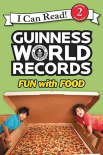 Guinness World Records: Fun with Food by Christy Webster (9780062341891) - HardCover - Non-Fiction