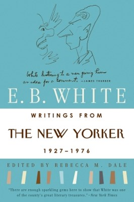 (ebook) Writings from The New Yorker 1925-1976