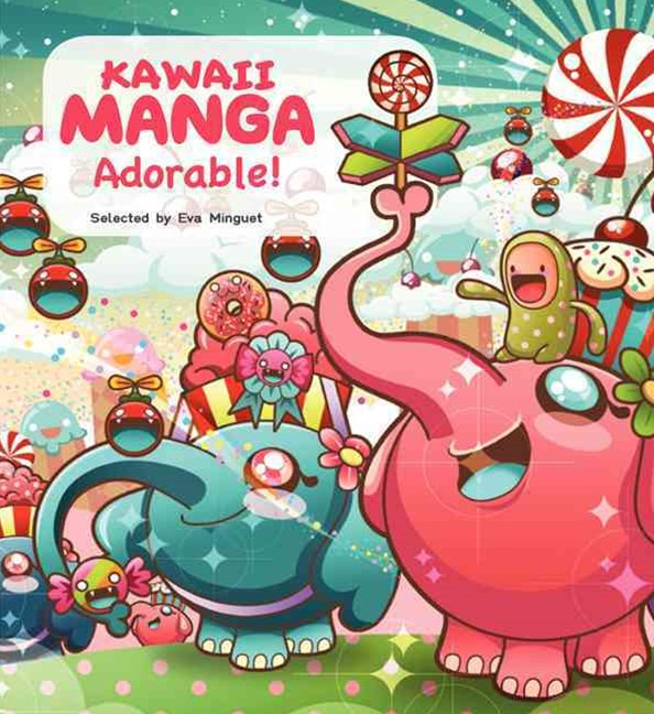 Kawaii Manga: Adorable!
