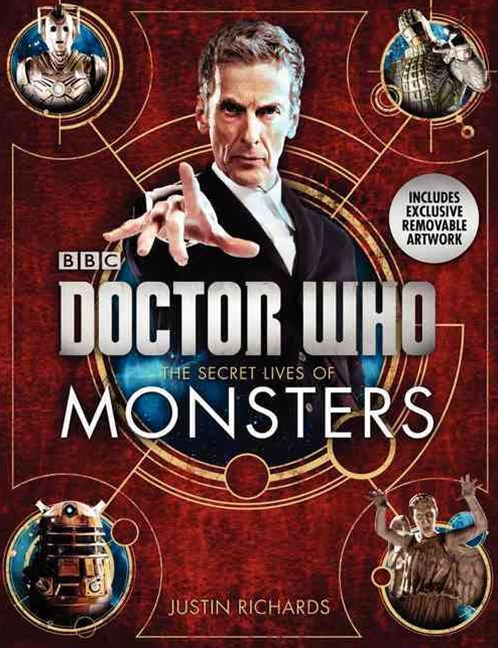 Doctor Who - The Secret Lives of the Monsters