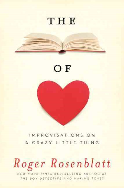 The Book of Love: Improvisations on a Crazy Little Thing