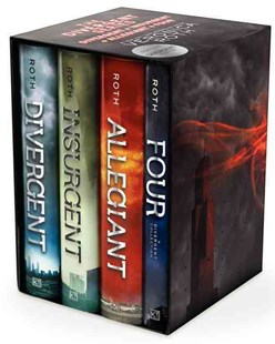 Divergent, Insurgent, Allegiant, Four by Veronica Roth (9780062352163) - HardCover - Young Adult Contemporary