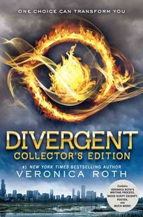 Divergent by Veronica Roth (9780062352170) - HardCover - Children's Fiction