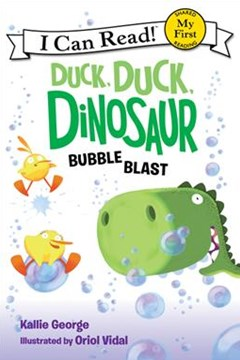 Duck, Duck, Dinosaur: Bubble Blast