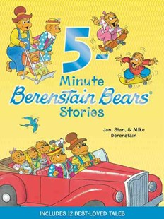 5-Minute Berenstain Bears Stories by Mike Berenstain, Jan Berenstain, Stan Berenstain (9780062360182) - HardCover - Children's Fiction Intermediate (5-7)