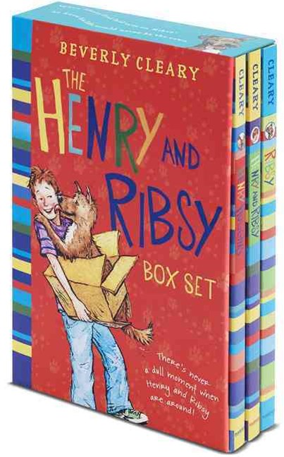 The Henry and Ribsy Box Set