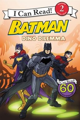 Batman Classic: Dino Dilemma