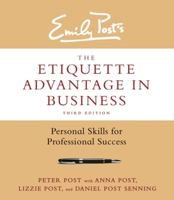 (ebook) The Etiquette Advantage in Business, Third Edition