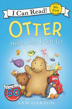Otter: Hello, Sea Friends!