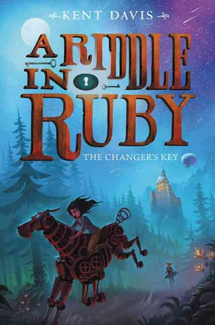 Riddle in Ruby - The Changer's Key