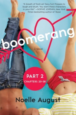 (ebook) Boomerang (Part Two: Chapters 20 - 38)