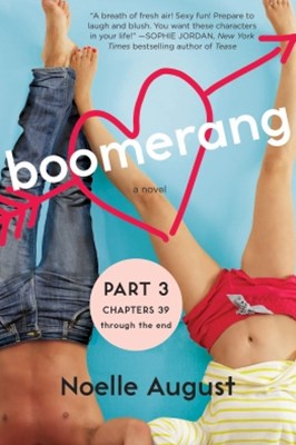 (ebook) Boomerang (Part Three: Chapters 39 - The End)