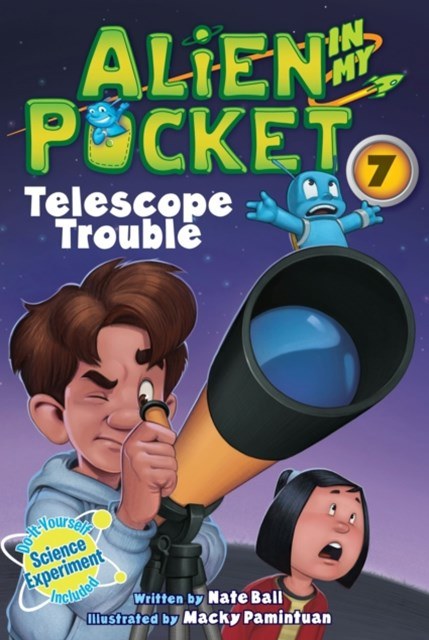 (ebook) Alien in My Pocket #7: Telescope Troubles