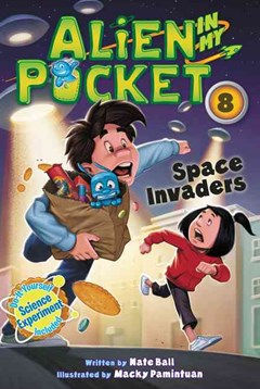 Alien in My Pocket #8: Space Invaders