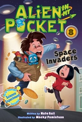(ebook) Alien in My Pocket #8: Space Invaders
