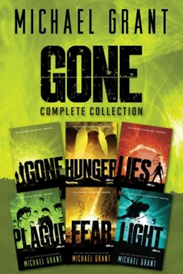 (ebook) Gone Series Complete Collection