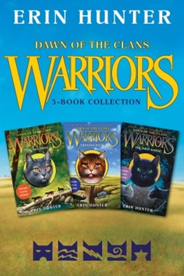 (ebook) Warriors: Dawn of the Clans 3-Book Collection