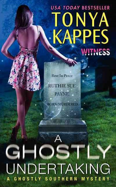 A Ghostly Undertaking: A Ghostly Southern Mystery