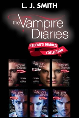 (ebook) The Vampire Diaries: Stefan's Diaries Collection