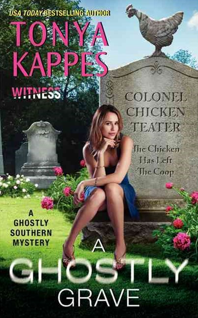 A Ghostly Grave: A Ghostly Southern Mystery