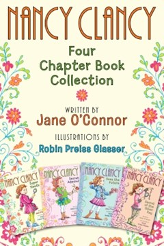 (ebook) Nancy Clancy: Four Chapter Book Collection