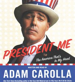 President Me Abridged Low Price CD: The America That