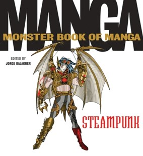 (ebook) The Monster Book of Manga Steampunk Gothic - Art & Architecture Art Technique