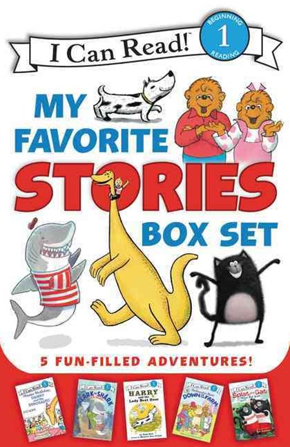My Favorite I Can Read Stories Box Set