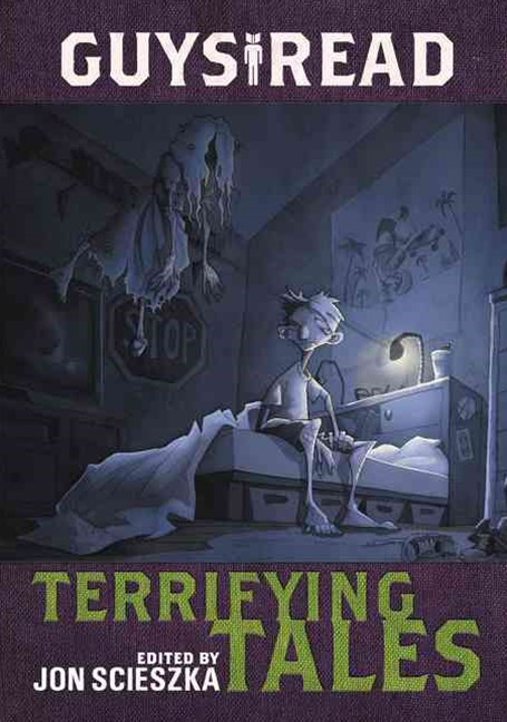 Guys Read:Terrifying Tales