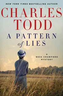 A Pattern of Lies by Charles Todd (9780062386243) - HardCover - Crime Mystery & Thriller