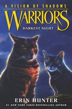 (ebook) Warriors: A Vision of Shadows #4: Darkest Night