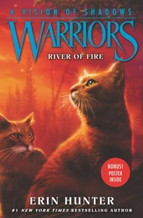 (ebook) Warriors: A Vision of Shadows #5: River of Fire - Children's Fiction Older Readers (8-10)
