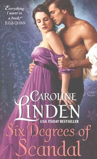 Six Degrees of Scandal by Caroline Linden (9780062389787) - PaperBack - Romance Historical Romance