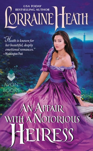 (ebook) Affair with a Notorious Heiress