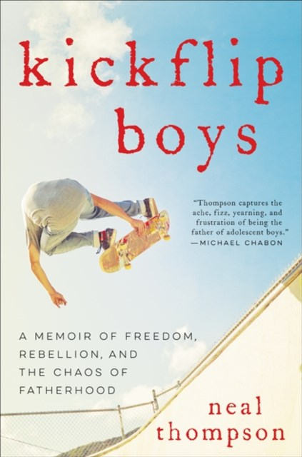 (ebook) Kickflip Boys