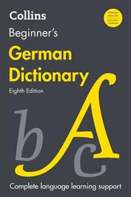 Collins Beginner's German Dictionary 8th Edition
