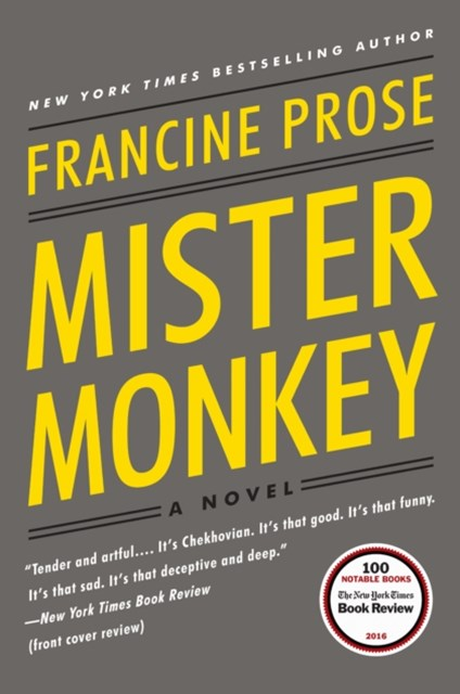 (ebook) Mister Monkey